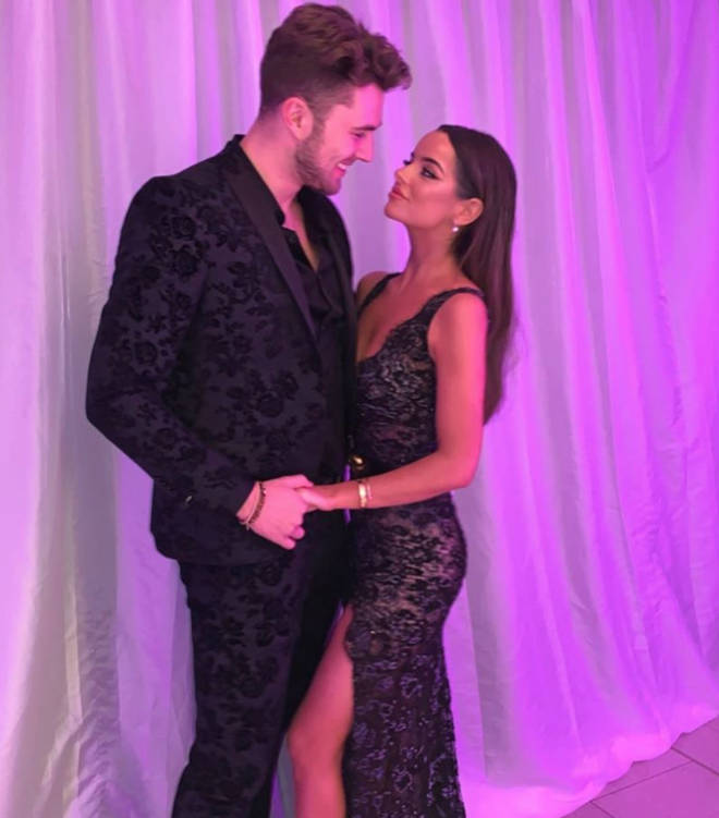 Maura Higgins and Curtis Pritchard have been dating since Love Island 2019