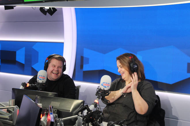 Christmas Lunch with James Corden and Ruth Jones
