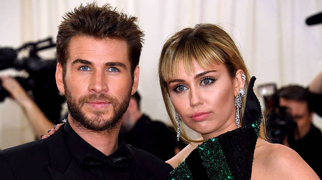 Miley Cyrus is relieved to have come to an agreement with Liam Hemsworth