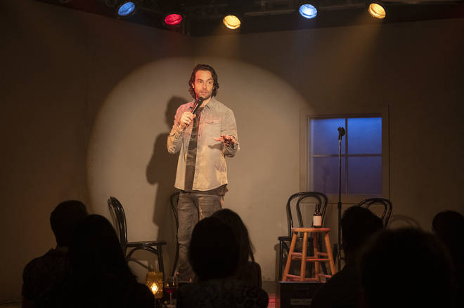 Real life comedian Chris D'Elia stars as Henderson in You