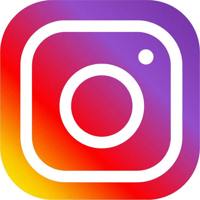 Instagram top 9 is done via an app