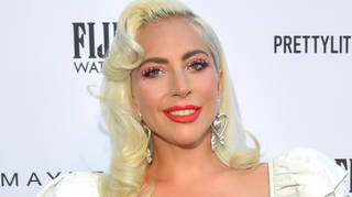 Lady Gaga was seen kissing a mystery man on New Year's Eve