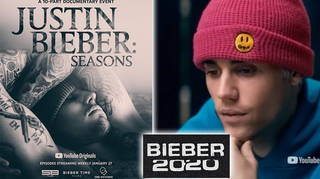 Justin Bieber is dropping 'Seasons' on YouTube