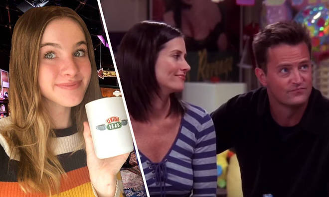 The actress who played Emma on Friends joked she'd finally woken from her nap