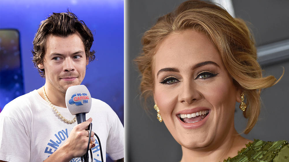 Harry Styles and Adele's Friendship Timeline: How Long Have The ...