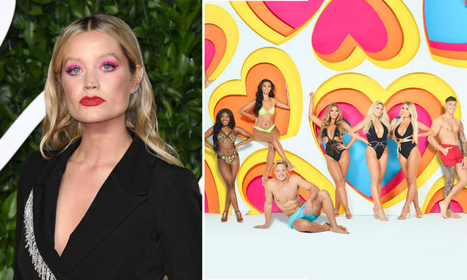 Laura Whitmore defended Love Island over picking her to replace Caroline Flack instead of diversifying