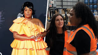 Lizzo thanked workers for their help during Australian bushfire