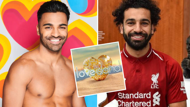 Fans think Love Islander Nas looks like Mo Salah