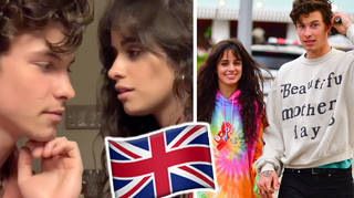 Shawn Mendes and Camila Cabello are in London together