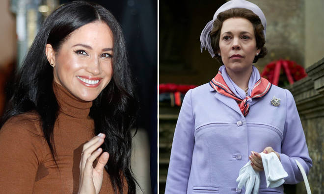 Could Meghan play herself?