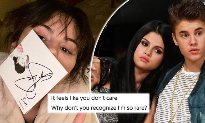 Selena Gomez's 'Rare' talks about a failing relationship