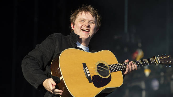 Lewis Capaldi had massive chart success with Someone You Loved