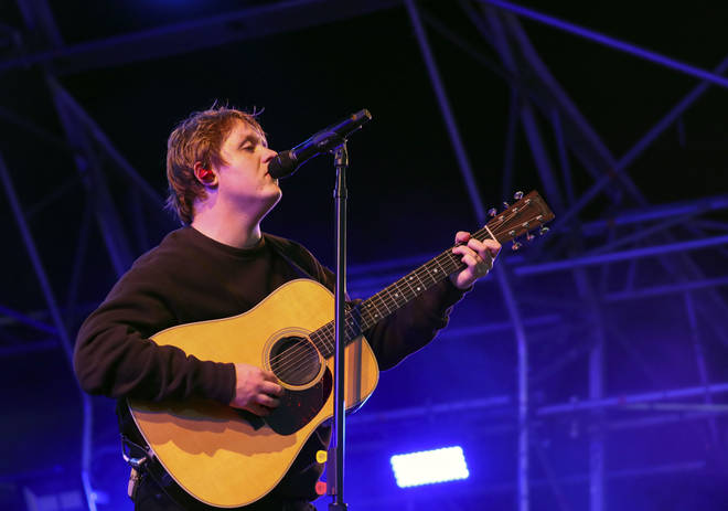 Lewis Capaldi has admitted the song was about an ex-girlfriend