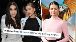 Madison Beer apparently crashed Selena Gomez's 'Rare' listening party