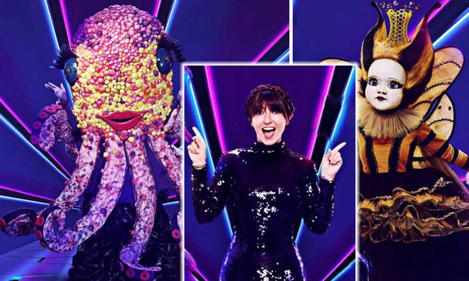 Who is the Octopus in The Masked Singer?