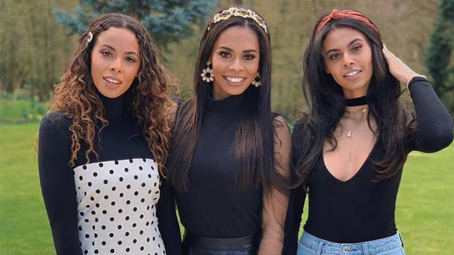 Rochelle and her two sisters often cause a double take