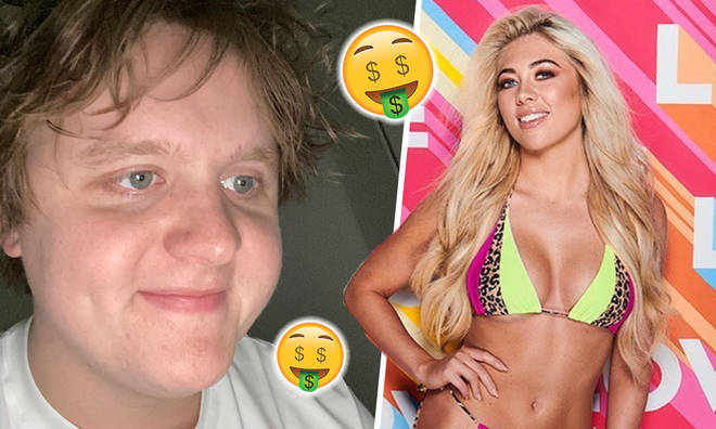Lewis Capaldi finally address ex Paige Turley going on Love Island