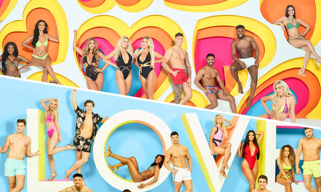 There are some differences with the new series of winter Love Island