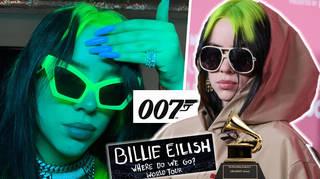 Billie Eilish is slaying 2020