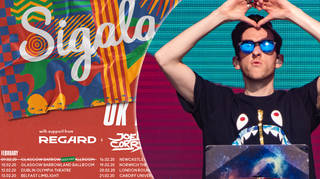 Sigala is hitting Manchester Academy in February 2020