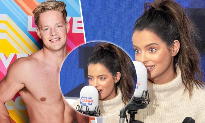 Maura Higgins doesn't think Ollie Williams left Love Island 'for his ex'