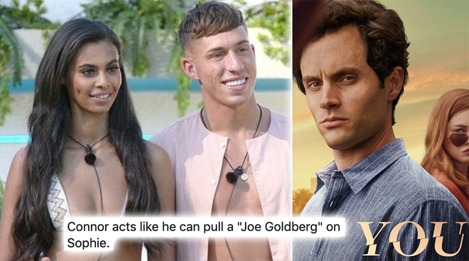 Fans called out Connor for showing 'toxic' behaviour