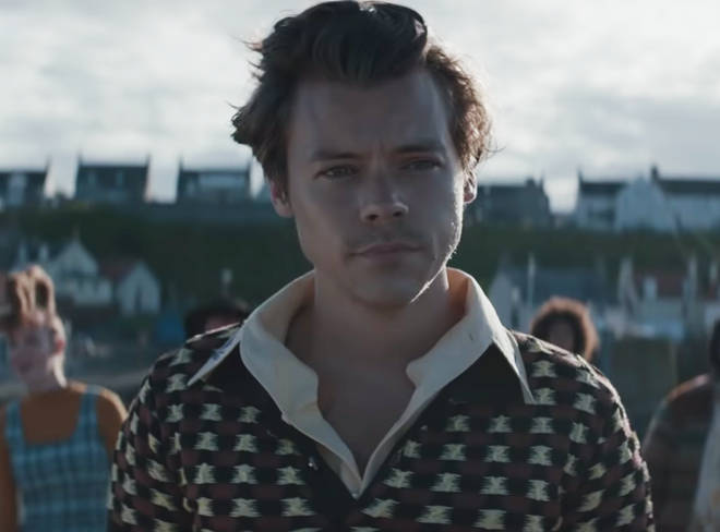 Harry Styles rocked Bode in the 'Adore You' video