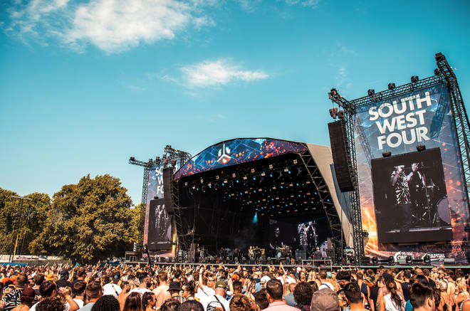 South West Four 2020 is on August bank holiday weekend at Clapham Common