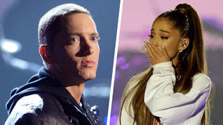 """Eminem controversially references """"Ariana Grande concert"""" on his new album"""