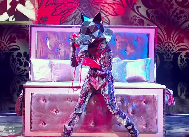 Fox on The Masked Singer UK