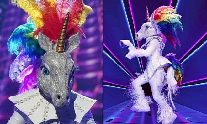 Who is Unicorn? The Masked Singer fans reveal their celebrity theories