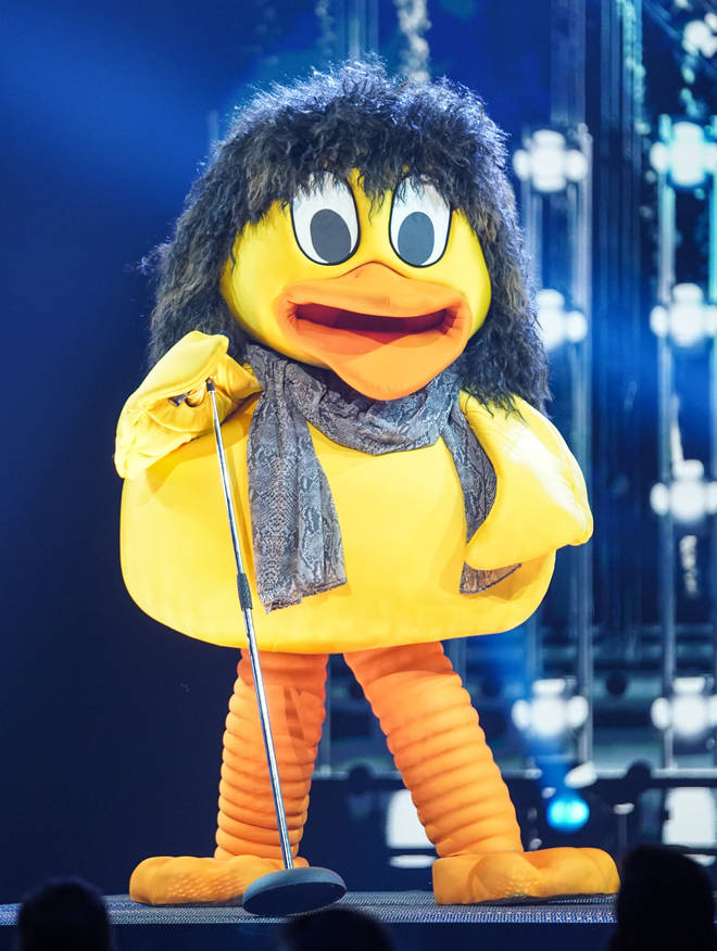 The Masked Singer viewers think they've worked out who is behind the Duck mask