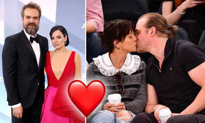 Lily Allen and David Harbour have been dating since summer 2019