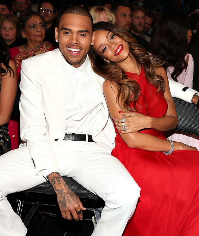 Rihanna started dating Chris Brown in 2007