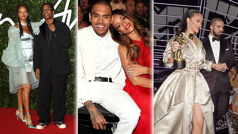 Rihannas Relationship History: Who Is The R7 Singer