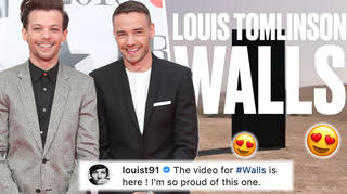 Liam Payne supporting Louis Tomlinson's new music is every fan's dream