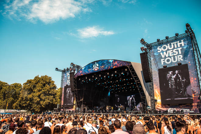 South West Four festival returns to Clapham Common 2020