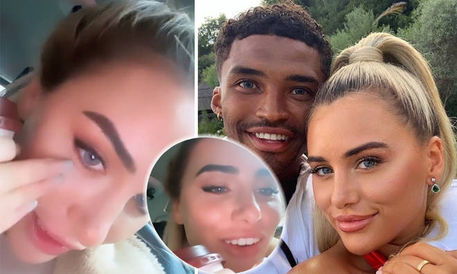 Elie Brown shuts down she is the 'love' of Michael Griffiths's life