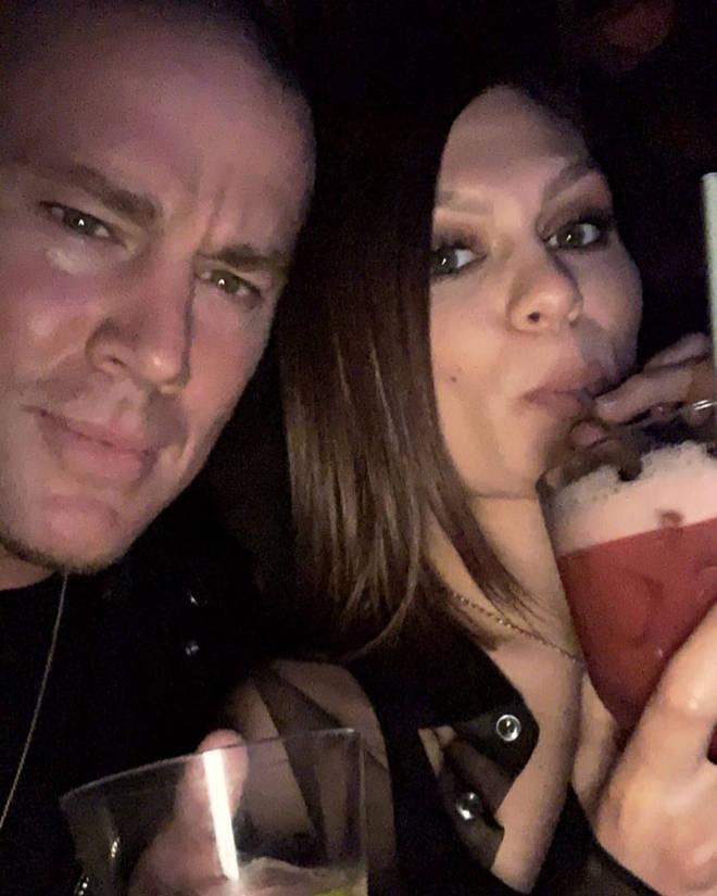 Jessie J and Channing Tatum began dating in 2018