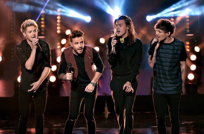 One Direction went on hiatus in 2016