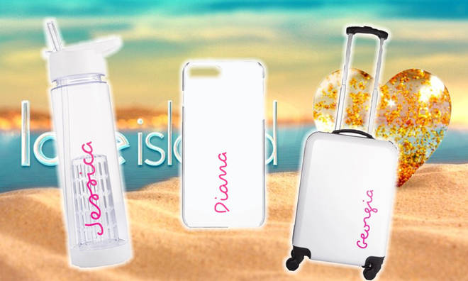 You can bag yourself official Love Island merchandise!