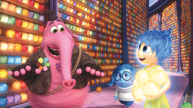 Disney+ will show their entire collection of Pixar movies