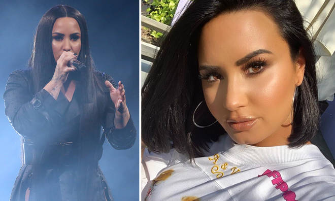Demi Lovato will return to the stage this weekend.