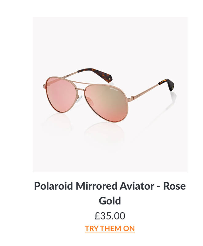Love Island x Polaroid sunglasses are out now!