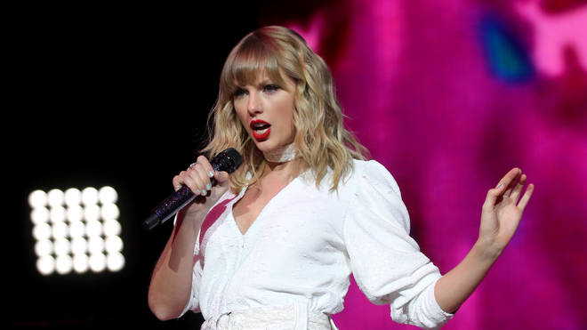 Taylor Swift opened up about her eating disorder