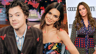 Caitlyn Jenner hinted at a reunion between Harry Styles and Kendall