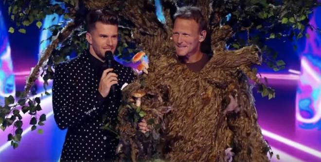 The Tree was Teddy Sheringham