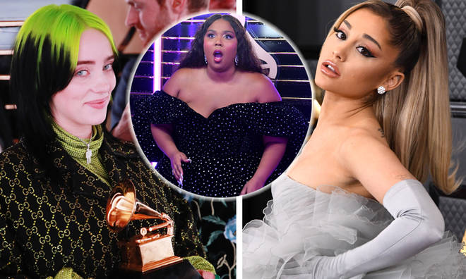 Billie Eilish & Lizzo win big at the 2020 GRAMMY awards