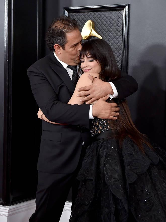 Camila Cabello dedicated her song 'First Man' to her father