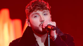 James Arthur's team said he is 'recovering'.